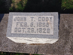 John Thomas Cody