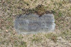 Br John McMahon O.F.M.