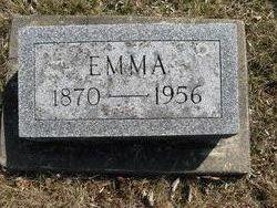 Emma Louella <i>Allen</i> Alcock
