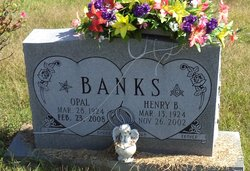 Henry B Banks