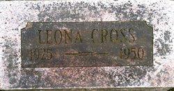 Leona LeRose <i>Palmer</i> Cross
