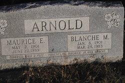 Maurice E. Arnold