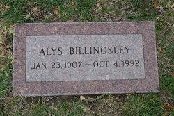 Alys Billingsley