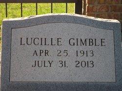 Lucille Gimble