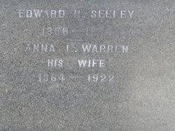 Anna <i>Warren</i> Seeley