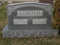 John Lavern LeBold, Sr