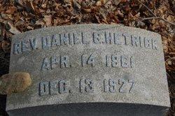 Rev Daniel Greaser Hetrick