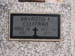 Raymond Frederick Cleffman