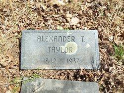 Alexander Thomas Taylor