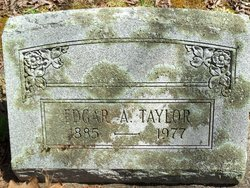 Edgar Alexander Taylor