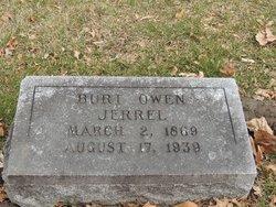 Dr. Burt Owen Jerrel