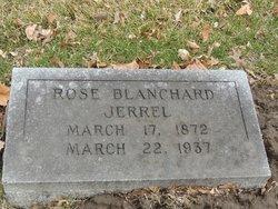 Rose <i>Blanchard</i> Jerrel
