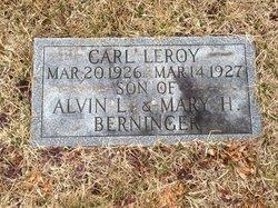 Carl Leroy Berninger