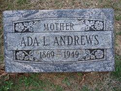 Ada L. <i>Oates</i> Andrews
