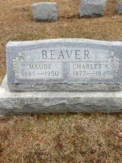 Maude <i>Frye</i> Beaver