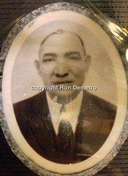 Frank Thomas <i>Demetro</i> Tosher