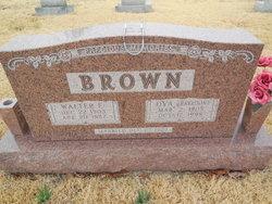 Ova Mildred <i>Harrison</i> Brown