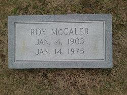 Roy McCaleb