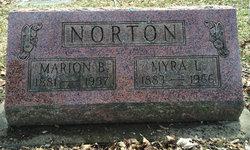 Myra L <i>Caine</i> Norton