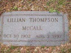 Lillian Webb Mccall