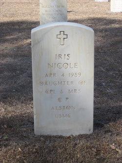 Iris Nicole Alston