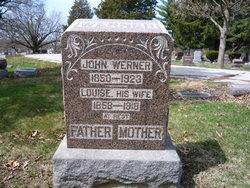 Louise <i>Josseck</i> Werner