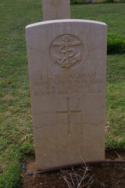 Leading Airman James Garnham