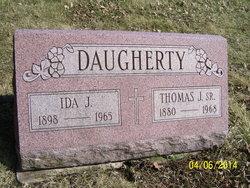 Thomas James Daugherty, Sr