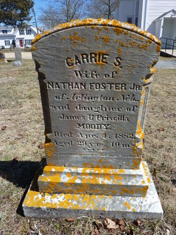 Carrie S Foster
