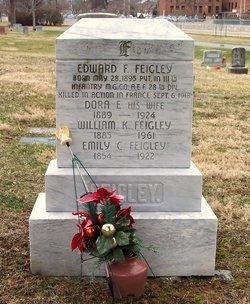 Edward F Feigley