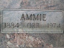 Amina Ammie <i>Orr</i> Cooperrider