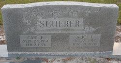 Carl E Scherer