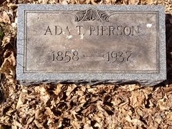 Ada F <i>Titus</i> Pierson