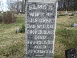 Elma Sophia <i>Cooperrider</i> Starkey