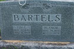 Blanche <i>Huffman</i> Bartels