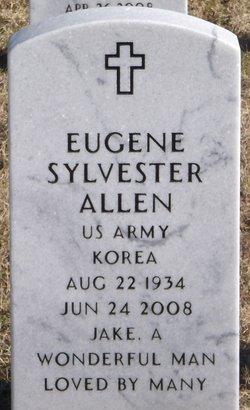 Eugene S.ylvester Allen
