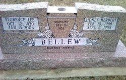 Florence Lee Bellew