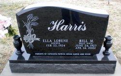 Bill M. Billy Mack Harris
