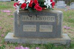 Paralee Hazelwood