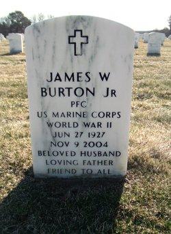 James William Jim Burton, Jr