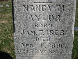 Nancy Margaret <i>Crigler</i> Aylor