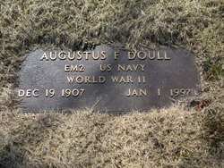 Augustus Francis Gus Doull