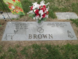 Ted Russell Brown