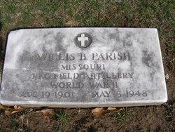 Willis B. Parish