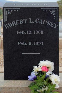 Robert Lincoln Causey