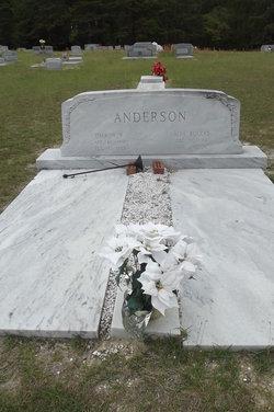 Alva Lee <i>Rogers</i> Anderson