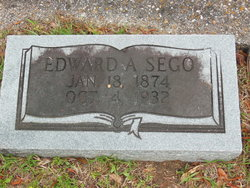 Edward Alexander Sego