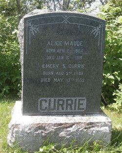 Alice Maude <i>Grant</i> Currie