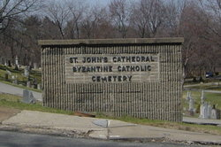 Saint Johns Cathedral Byzantine Catholic Cemetery