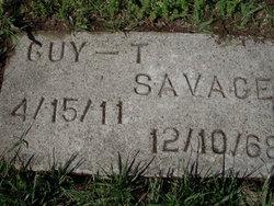 Guy Thomas Savage